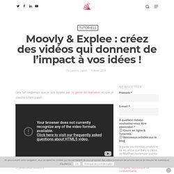 Moovly : créez des vidéos animées «à la RSA animate» !