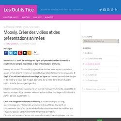 Moovly. Créer des vidéos et des présentations animées – Les Outils Tice