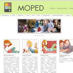 Moped - média - demokrácia - oktatás