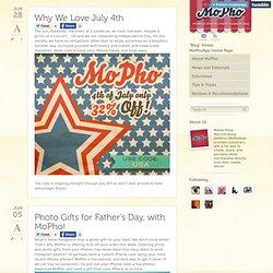 MoPho Blog