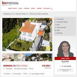 Moradia T4 a 1km da Praia e 1,7km da Douro Marina - KWPT520926
