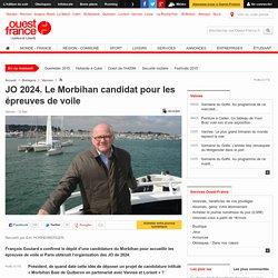 JO 2024. Le Morbihan candidat pour les épreuves de voile
