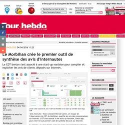 Le Morbihan crée le premier outil de synthèse des avis d'internautes