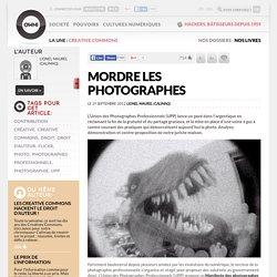 Mordre les photographes