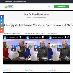 More About Allergy & Asthma