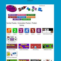 More Math Games