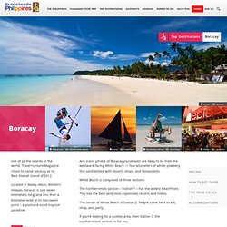 It's More Fun in the Philippines » Boracay