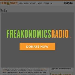 How to Get More Grit in Your Life - Freakonomics Freakonomics