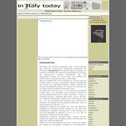 Morgantina Italie: guide de Morgantina, site archéologique de Morgantina, Sicile Italie
