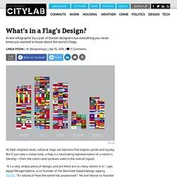"""Denmark Artist Jeppe Morgenstjerne's """"Flag Stories"""" Infographic Examines the Design of National Flags"""