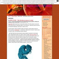 KAPOW WOW – Mia Morikawa, parures textiles · BIJOU_CONTEMPORAIN