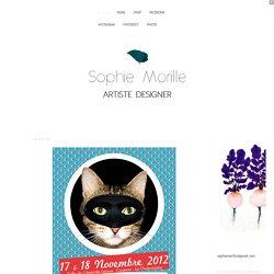 Sophie MORILLE Artiste plasticienne/ Designer textile.