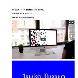Moritz Resl / Jewish Museum Identity