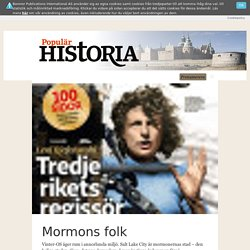 Mormons folk