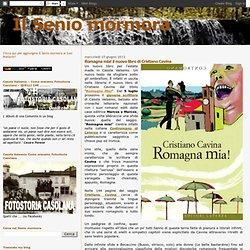 Romagna mia! il nuovo libro di Cristiano Cavina