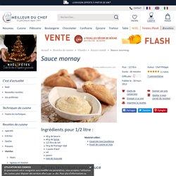 Sauce mornay - Fiche recette avec photos - Meilleur du Chef