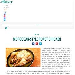 Moroccan-Style Roast Chicken