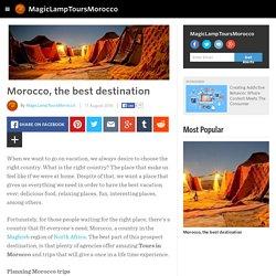 Amazing Morocco Trips