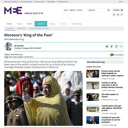 Morocco's 'King of the Poor'