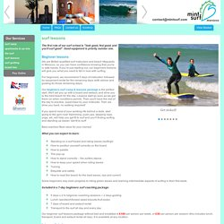 Morocco Surf Lessons and Surf School