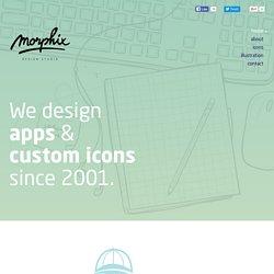 Design Studio - Identity, Pictograms & Webdesign