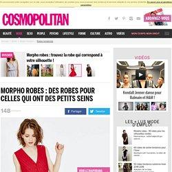 Morpho robes: des robes pour celles qui ont des petits seins