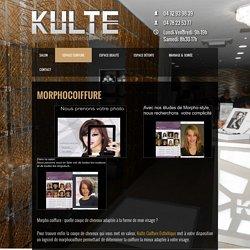 Morphocoiffure - KULTE, votre salon de coiffure à Sathonay-Camp