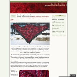 The Morrighan Shawl « Caroline Creations