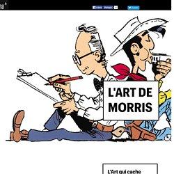 L'art de Morris, le père de Lucky Luke- Telerama
