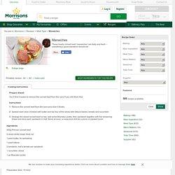 Recipes: Manwiches