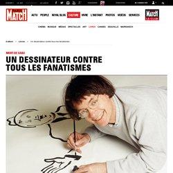 Mort de Cabu - Un dessinateur contre tous les fanatismes