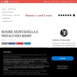 BOMBE MORTADELLA E PISTACCHIO BIMBY, ricetta Catanese