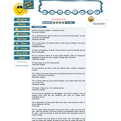 :) MortDeRire.info : Humour - Citations Humoristiques