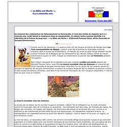 """""""La Bête est Morte"""", il y a 60 ans ; un article de Didier Pasamonik"""