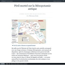 Péril mortel sur la Mésopotamie antique