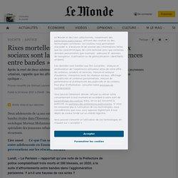 Rixes mortelles en Essonne: «Les réseaux sociaux sont la grande nouveauté des violences entre bandes»