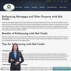 Equity Loan With Bad Credit