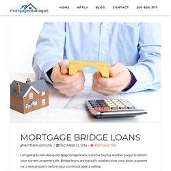Mortgage Okanagan Blog