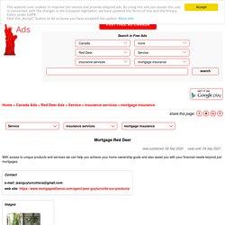 Mortgage Red Deer - 2744895