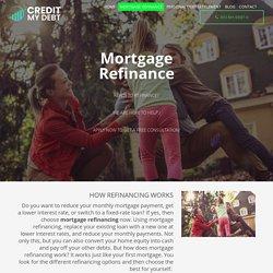 Mortgage Refinance Services in New York City, Miami