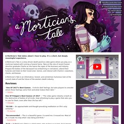 A Mortician's Tale by Laundry Bear Games