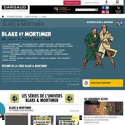 Site des Editions Dargaud - Blake & Mortimer - Des héros So British depuis 1946