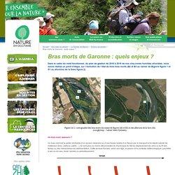 Bras morts de Garonne: quels enjeux?