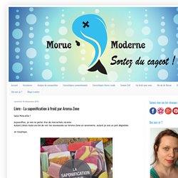 Morue Moderne: Livre - La saponification à froid par Aroma-Zone