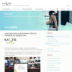 MOS Solo - MindOnSite