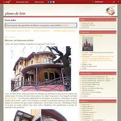 Moscou: art nouveau en bois