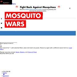 *****Mosquito Wars