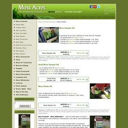 Moss Acres: Moss Starter