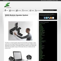 MOSS Modular Speaker System