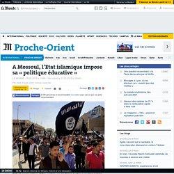 A Mossoul, l'Etat islamique mène une guerre contre la culture